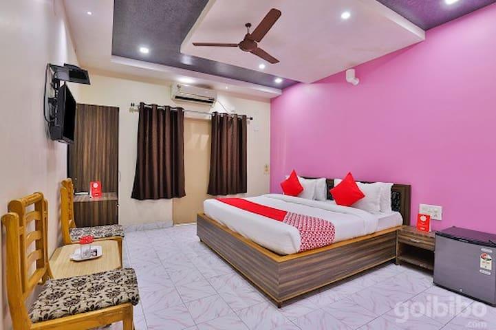 Classic room in OYO 18385 Hotel Triveni
