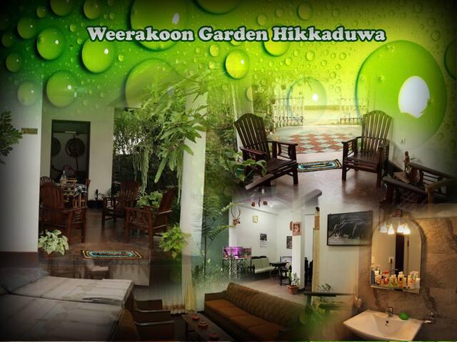 WEERAKOON GARDEN        HIKKADUWA - ヒッカドゥワ - 一軒家