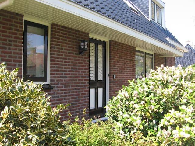 Vakantiehuis Carpe Diem Friesland - Earnewâld - Leilighet
