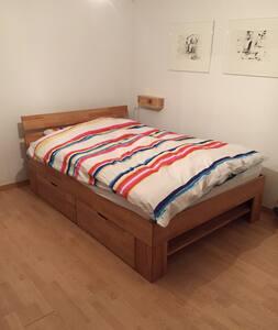Möbeliertes Zimmer im Herzen von Rapperswil SG. 5 - Rapperswil-Jona - 公寓
