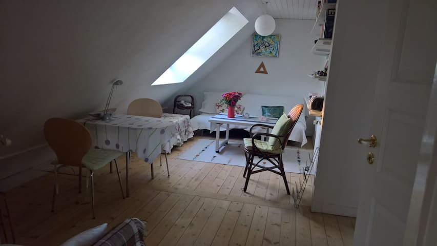 200 metres to beach, on the beach side of road - Dronningmølle - Appartement