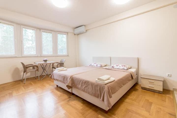 Comfy apartments near Ohrid Lake (Apartment no.1)