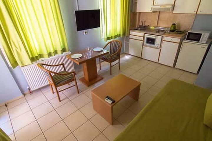 """""""Ηλιοτρόπιο"""" Studios 2 - Mitilini - Apartment"""