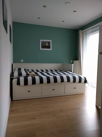 Room & Bikes in Amsterdam area - remodeled