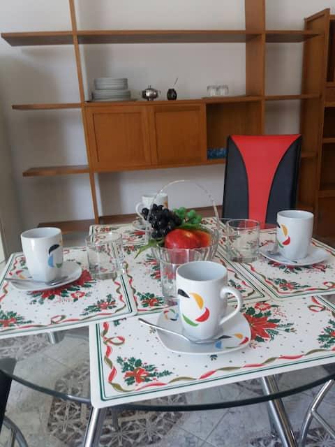 Departamento familiar para turistas Maison Dorgini