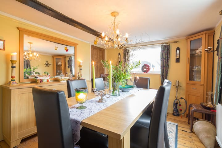 B & B in lovely cottage Cambridge - Sawston - Bed & Breakfast