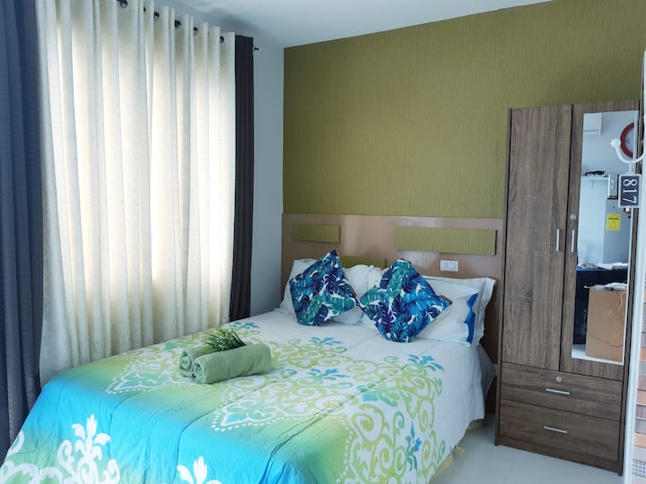 Cozy condo in the center of Bacolod City