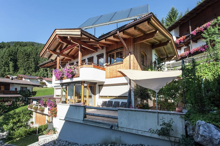 Lovely Apartment near Ski Area in Bruck am Ziller