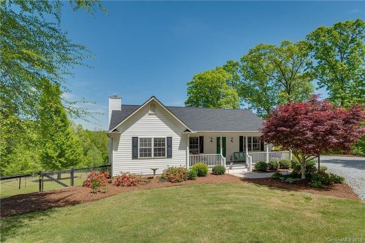 Mountain View Farm House
