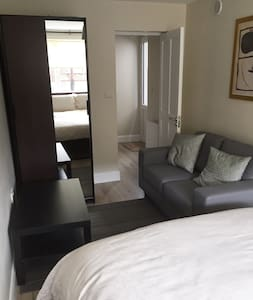 Cosy self contained Flat with double bedroom. - Cabra - Huoneisto