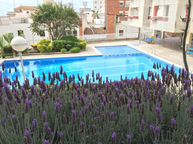 HAB.DOBLE + PARKING EN SANT POL DE MAR! - Sant Pol de Mar - Bed & Breakfast