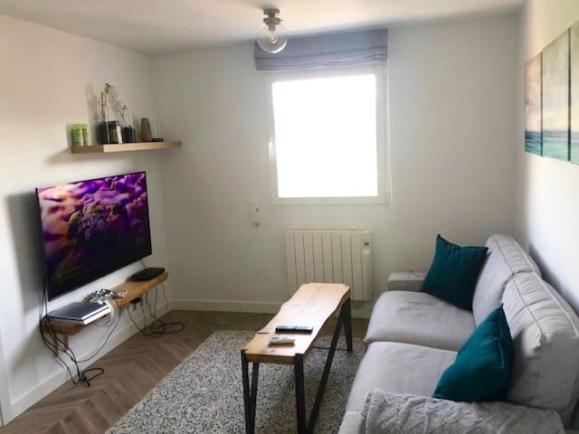 New, comfy apartment near Wanda Metropolitano