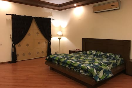 Nice clean quite Master bedroom in DHA Phase 4