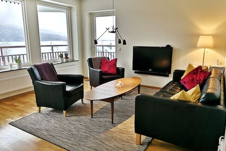 In Åre village, close to ski lifts and restaurants