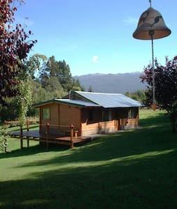 Cabaña Campo de Lavanda El Bolsón - El Bolsón - Chalet