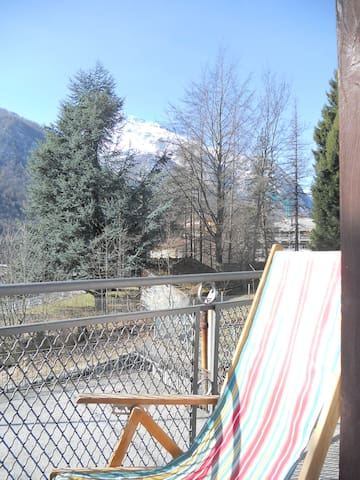 Relax and nature only 50 km from Turin - Ala di Stura - Apartamento