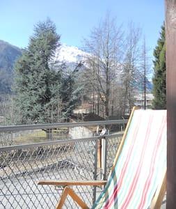 Relax e natura a soli 50 km da Torino - Ala di Stura - Appartement