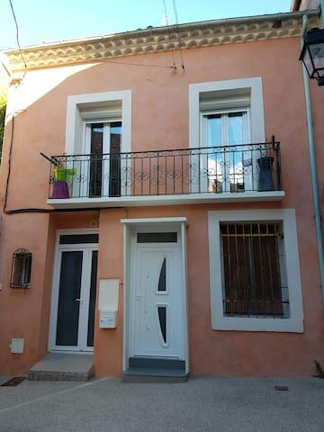 Maison de village T3 (6 pers) dans impasse calme - Bouzigues - Daire