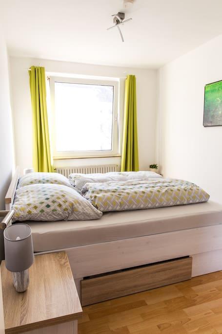 Schlafzimmer,bed room
