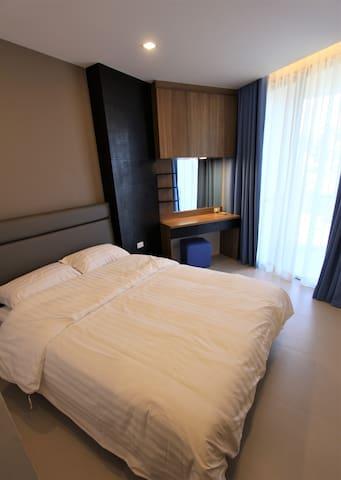 Condominium , 2 Bed Rooms with Private Beach
