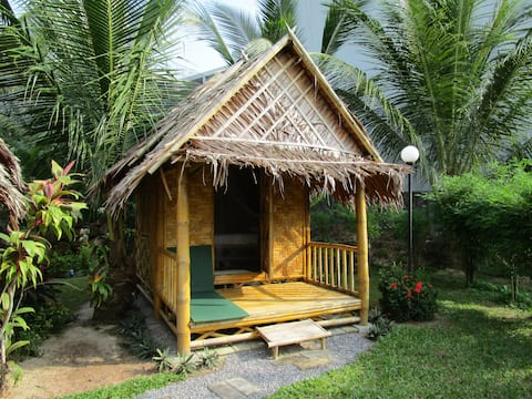 The Garden Khaolak Bamboo Bungalow Single