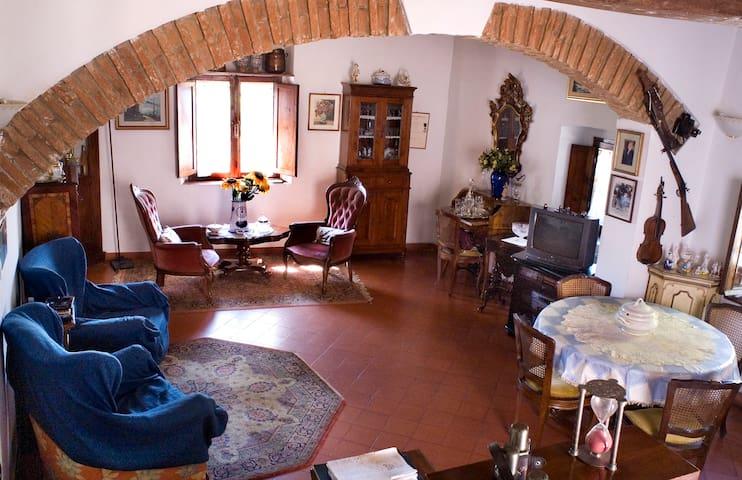 camere in dependance villa del 700 - San Giuliano Terme