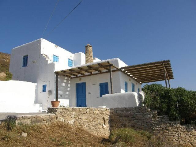 Dream View House /  Antiparos