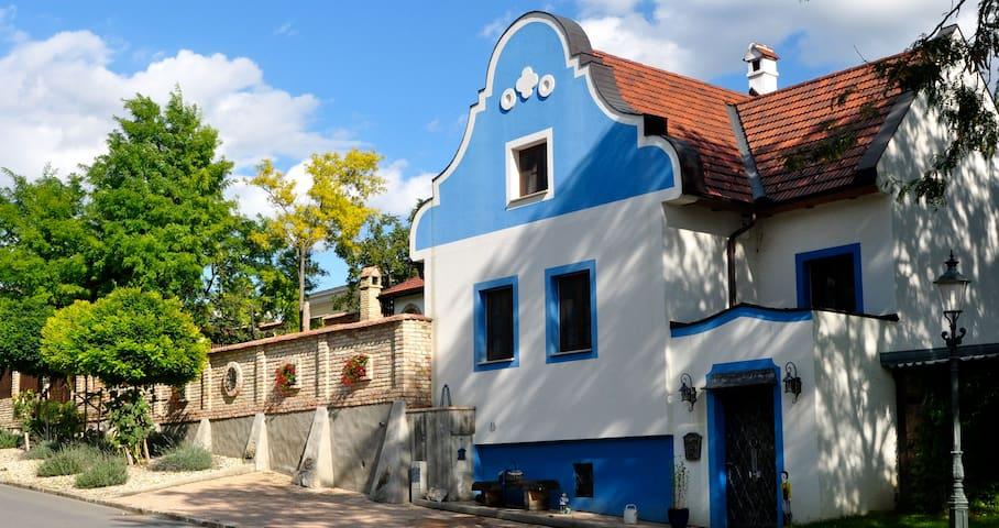 Ferienhaus Kellergasse Gols, - Gols - Casa