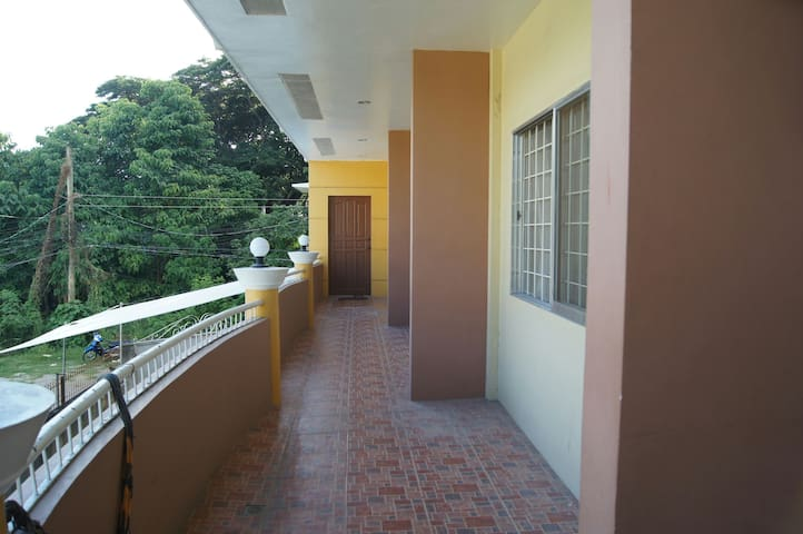 Daro Apt 2 (near Silliman ,Cang's) - Dumaguete, Central Visayas, PH - Wohnung