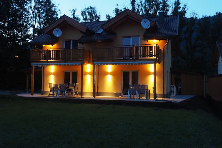 Exclusive Chalet in Kötschach-Mauthen with Private Terrace