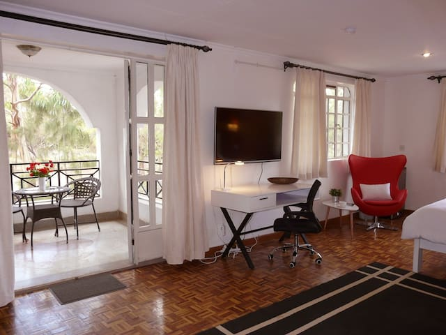 Maison Mitwaba-room 2