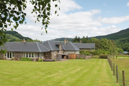 Croftgarrow Steading 5 Star Luxury - Fortingall - Ev