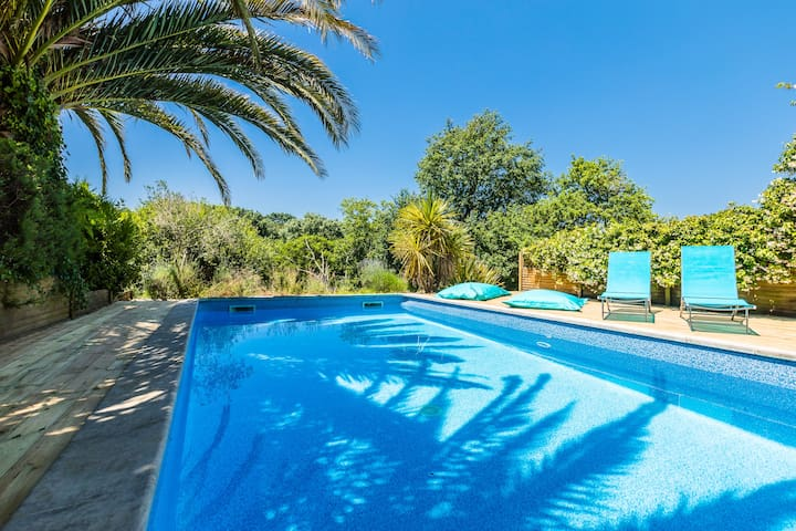 Great house of 160m2 with pool