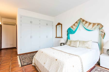 Double room with garden view - Santa Gertrudis de Fruitera - Bed & Breakfast