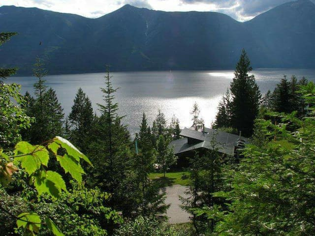 Lakeview cottage in nature - Boswell, British Columbia, CA