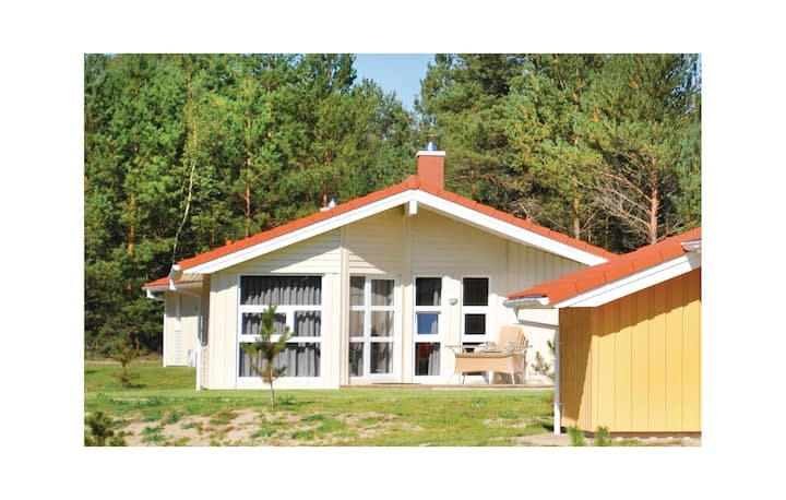 Holiday cottage with 2 bedrooms on 64m² in Tropical Islands
