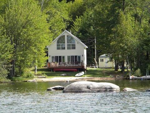 Sunset Lake House on Thompson Lake