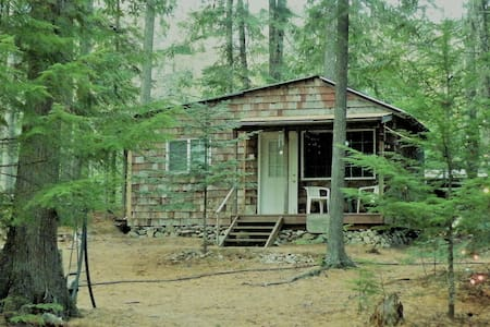 "Little Cabin in the Woods ""The 1208"""