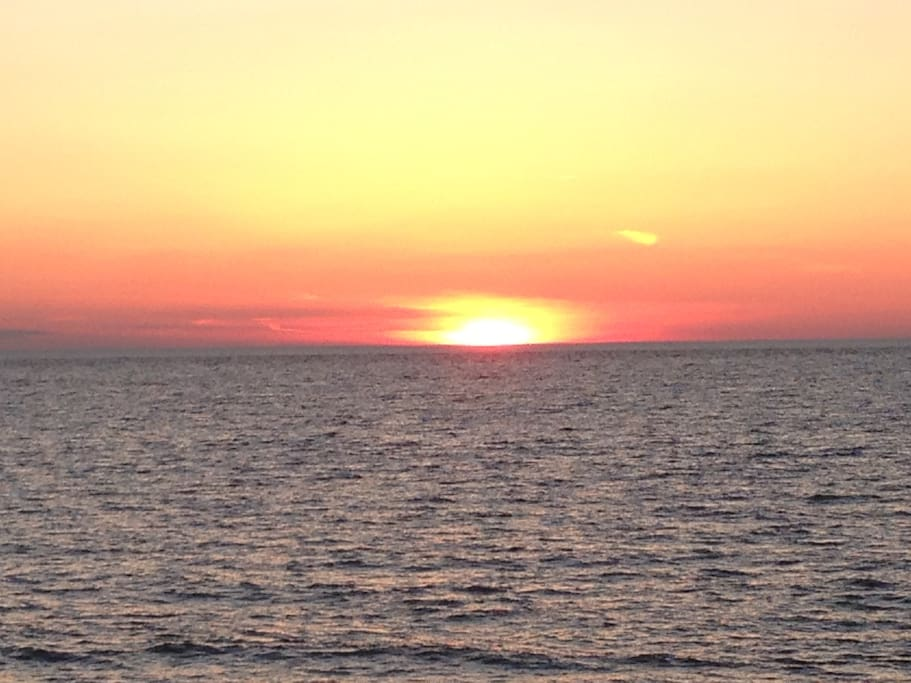 Delaware Bay Sunset