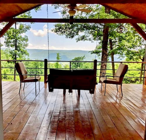 The Ridgetop Roost ~ Total Mtn Privacy, Spectacular View