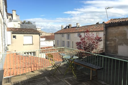 Max & May Inn Blue - Saintes - Appartement