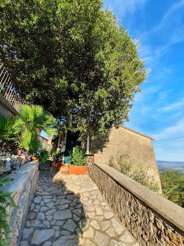 "Casa ""Marta"" una finestra sulla Maremma Toscana"