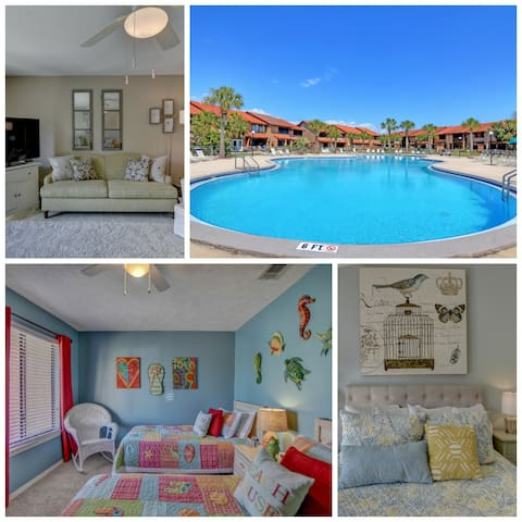 ☀️ ☀️Gorgeous 3b/2bHome☀️☀️ Sleeps 8☀️☀️11 Pools☀️