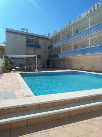 Apartamento en Alcossebre - Alcossebre - Apartamento