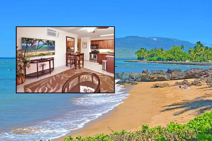Cozy Apartment near Charley Young Beach in Kihei