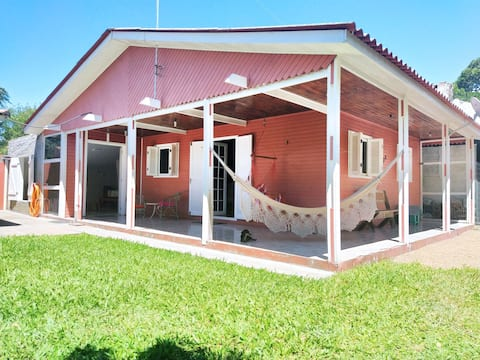 Casa em Arambaré próximo a lagoa