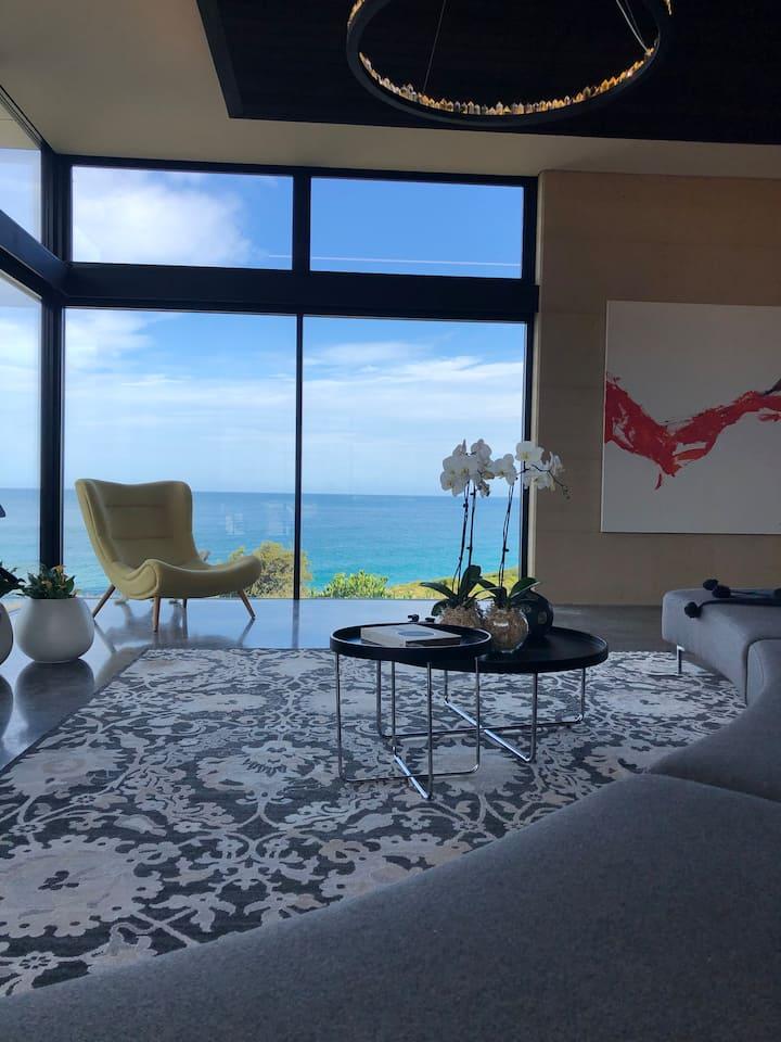 Rockpool  ~ a grand design home