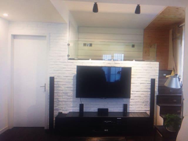 Hotel style apartment - 埃斯珀尔坎普 - Apartament