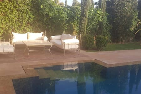 Villa Gold - Marrakesh