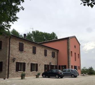 Casa Madonna Boschi camera Letizia